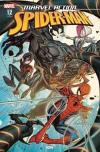 Marvel Action Spider-man #12