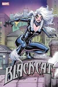 Black Cat Annual #1 Variant Nauck