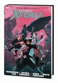 Uncanny X-force HC Remender Omnibus Edition New Printing