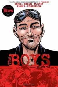Boys TP Omnibus Edition V5