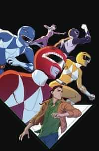 Go Go Power Rangers #25 CVR A Jlou