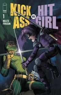 Kick-ass Vs Hit-girl #1 CVR A Romita Jr