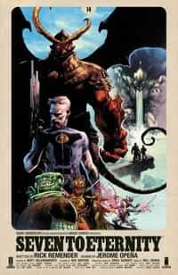 Seven To Eternity #14 CVR A Opena and Hollingsworth