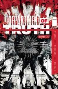Department Of Truth #3 CVR A Simmonds