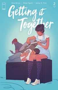 Getting It Together #2 CVR A Fine