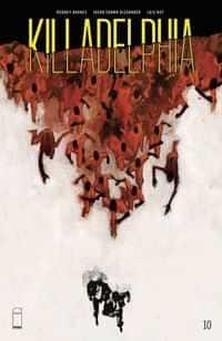 Killadelphia #10 CVR A Alexander
