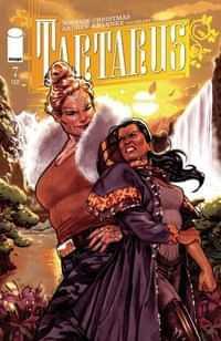 Tartarus #7 CVR B Clarke
