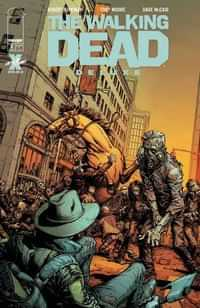 Walking Dead #2 Deluxe Edition CVR A Finch and Mccaig