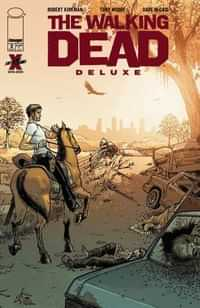 Walking Dead #2 Deluxe Edition CVR B Moore and Mccaig
