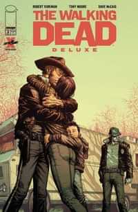 Walking Dead #3 Deluxe Edition CVR A Finch and Mccaig