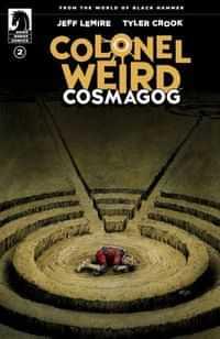 Colonel Weird Cosmagog #2 CVR A Crook