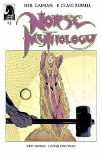 Neil Gaiman Norse Mythology #2 CVR A Russell