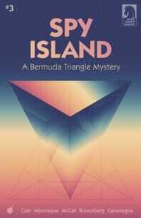 Spy Island #3 CVR A Miternique