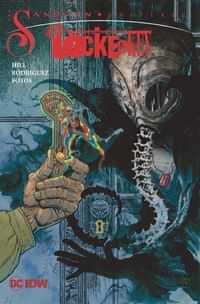 Locke and Key Sandman Hell and Gone #1 CVR B Jh Williams III