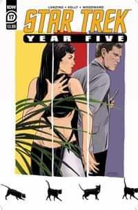Star Trek Year Five #17