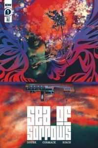 Sea Of Sorrows #1 Variant 10 Copy Sawatsky