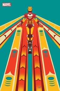 Iron Man #3 Variant Veregge Iron Man
