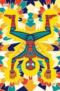 Amazing Spider-Man #52 Veregge Spider-man Var Last