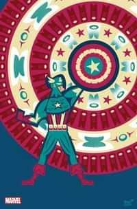 Captain America #25 Variant Veregge Captain America