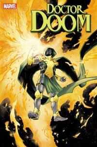 Doctor Doom #9 Variant Shalvey Doctor Doom Phoenix