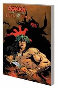 Conan TP Battle For Serpent Crown