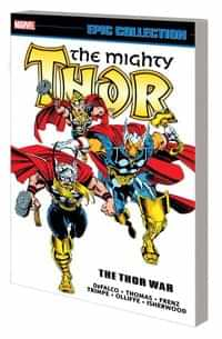 Thor TP Epic Collection Thor War