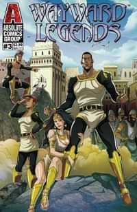 Wayward Legends #3 CVR A Yang