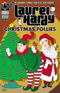 Laurel and Hardy Christmas Follies #1