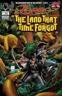 Zorro In Land That Time Forgot #2