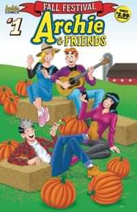Archie and Friends Fall Festival #1
