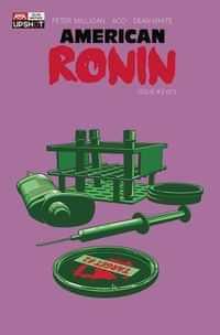 American Ronin #2 CVR A Aco