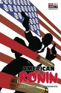 American Ronin #2 CVR B Rahzzah