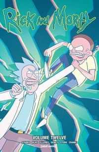 Rick and Morty TP V12