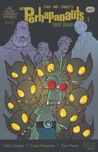 Perhapanauts One-Shot First Blood
