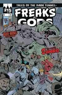 Freaks and Gods #3
