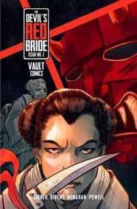 Devils Red Bride #2 CVR A Bivens