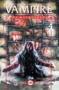Vampire The Masquerade #4 CVR A Campbell