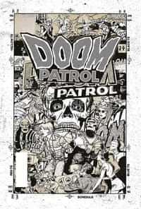 Doom Patrol #4 CVR B