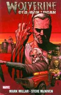 Wolverine TP Old Man Logan