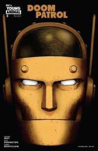 Doom Patrol #5 CVR A