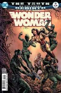 Wonder Woman #19 CVR A