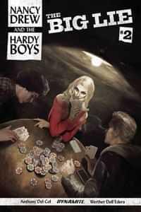 Nancy Drew Hardy Boys #2