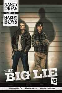 Nancy Drew Hardy Boys #5