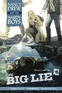 Nancy Drew Hardy Boys #6