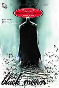 Batman TP the Black Mirror