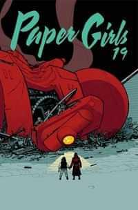 Paper Girls #19