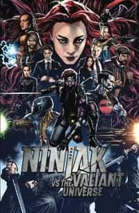 Ninjak Vs Vu #1 CVR A Suayan