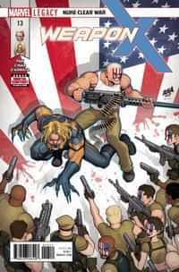 Weapon X #13