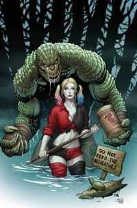 Harley Quinn #38 CVR B