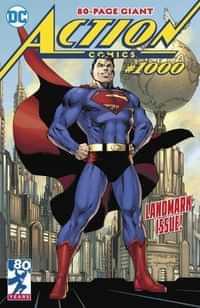 Action Comics #1000 CVR A